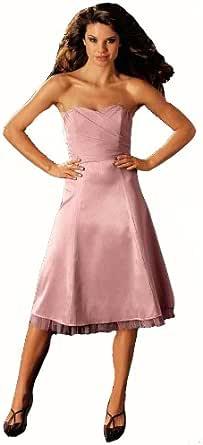 Laura Scott Evening Damen-Kleid Cocktailkleid rosé-rosa in ...