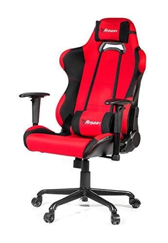 Arozzi Gaming Stuhl TORRETTA XL schwarz/rot