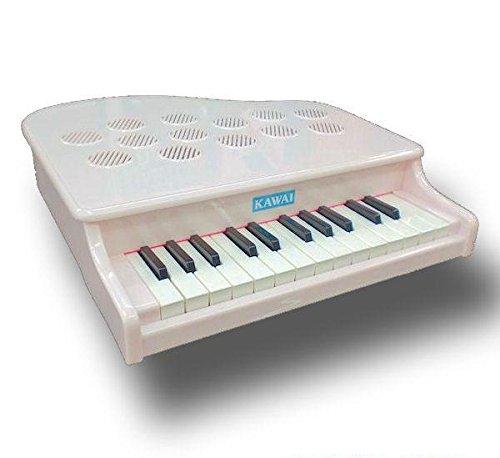 Mini piano P-25 (pin quiche White) 1108-9 (japan import) - P. Piano