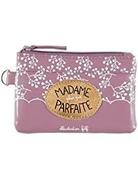 Porte-monnaie PAT Madame plus que parfaite - Derriere la Porte