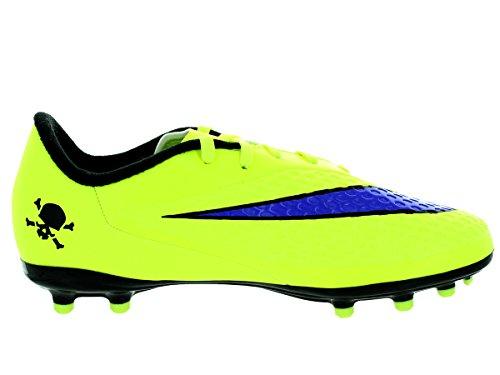 Nike Hypervenom Phelon FG, Chaussures de Football Compétition Mixte Enfant, UK Jaune