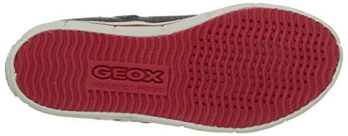 Geox Jungen Kiwi D Sneaker Blau - Bleu (C0200)