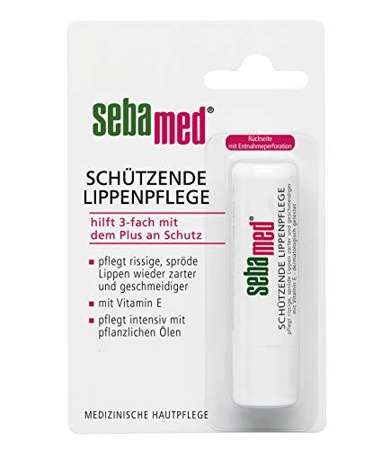 Sebamed Lippenpflegestift 4,8gr, 6er Pack (6 x 4.8 g)