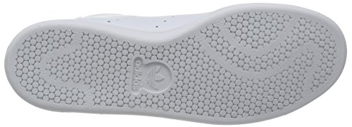 Adidas Stan Smith Mid, Scarpe a Collo Alto Uomo Bianco (Ftwwht/Ftwwht/Green)