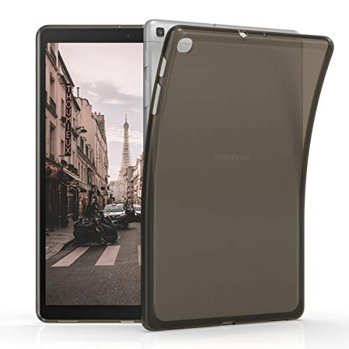 cover silicone tablet 10.1 kwmobile Samsung Galaxy Tab A 10.1 (2019) Cover - Custodia Tablet in Silicone TPU - Copertina Protettiva Tab - Backcover Cover Samsung Galaxy Tab A 10.1 (2019)