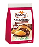 ST MICHEL BISCUITS Madeleines Nappées Chocolat 350 g