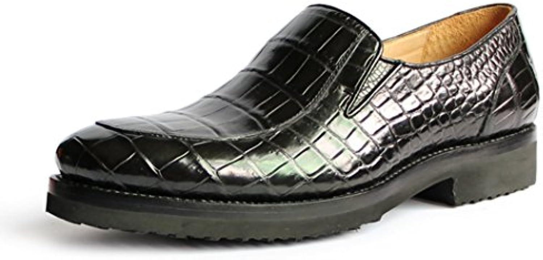 Men's Private Benutzerdefinierte Goodyear Kleid Schuhe Handgemachte Leder Bankett Schuhe Loafers Derby Schuhe