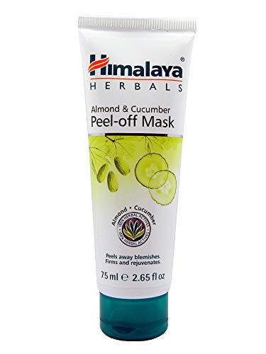 Himalaya Amande et Concombre Peel Off Masque, 75 ml