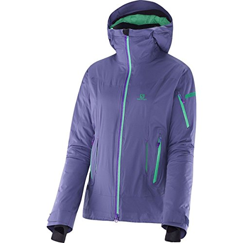 SALOMON Damen Snowboard Jacke Soulquest Bc Down Jacket