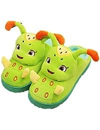 Pantoufles Vert Bidules Mondial Enfant Maison Verte b06xdYm