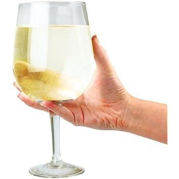 Riesen Glas Wein : riesen glas wein h lt eine ganze flasche wein amazon ~ A.2002-acura-tl-radio.info Haus und Dekorationen