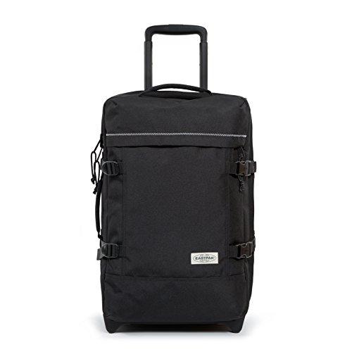 Eastpak TRANVERZ S Bagage cabine, 51 cm, 41.5 liters, Noir (Black Stitched)