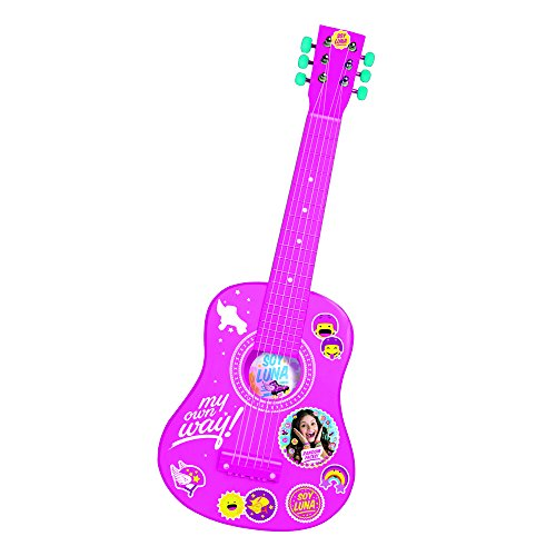 Guitarra Madera Soy Luna Disney Color 65cm