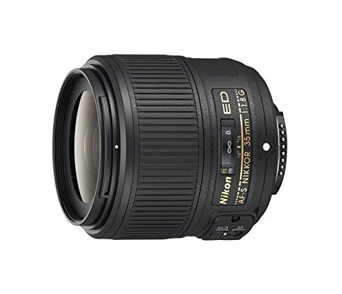 Nikon AF-S nikkor 35mm f/1.8G ED (85 Festbrennweite Nikon)