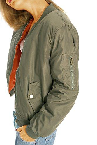 99e20c99fd4182 Preiswert bestyledberlin Damen Jacken