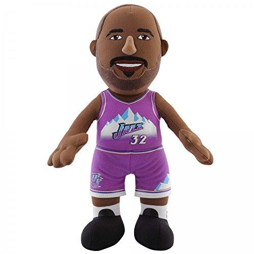 Bleacher Creatures Karl Malone Utah Jazz NBA Plüsch Figur (25 cm)