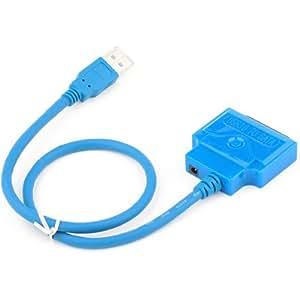 neewer usb 3 0 auf micro sata 16 pin kabel sata iii ssd elektronik. Black Bedroom Furniture Sets. Home Design Ideas