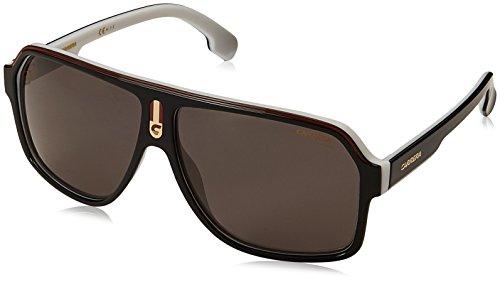 Carrera Gradient Square Women's Sunglasses - (CARRERA 1001/S 80S 62M9|62|Grey Color) image
