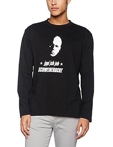 Coole-Fun-T-Shirts Herren BRUCE WILLIS