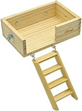 Ksk Wooden Platform Climbing Kits For Small Animal
