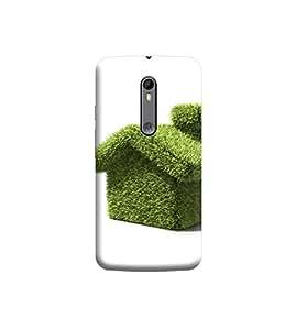 Ebby Premium Printed 3D Designer Back Case Cover For Moto X Style (Premium Designer Cae)