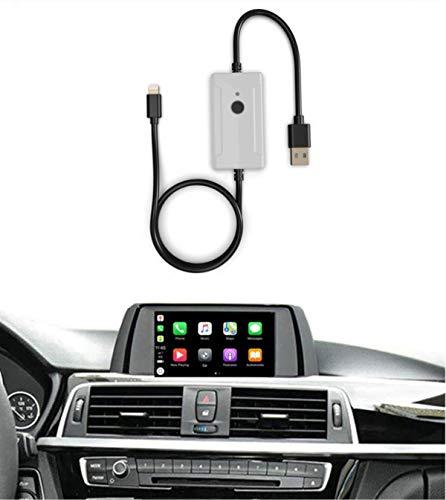 Dongle USB adattatore audio digitale per BMW, modello musicale esterno con interfaccia Pod Phone, per BMW serie 1/2/3/4/5/7 X1/X2/X3/X4/X5 Mini con EVO(id5/id6) 2013-18