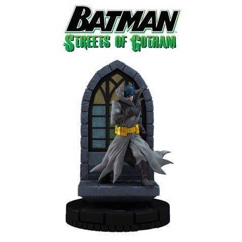 DC HeroClix Miniatures: Batman - Streets of Gotham Marquee Figure Booster Pack by WizKids (America Booster)