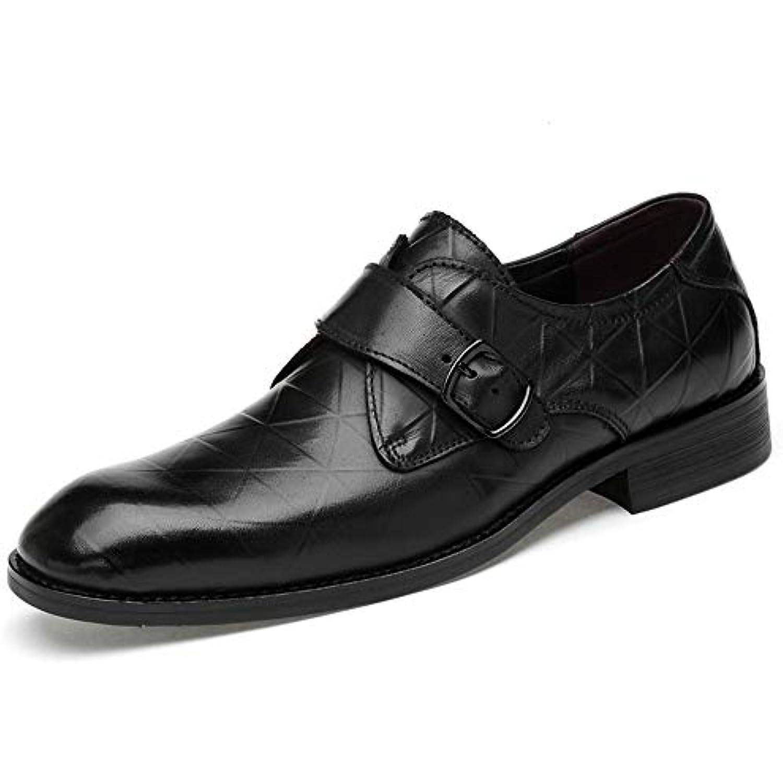 2018 Richelieus Homme, Chaussures Oxford pour pour Oxford Homme, Casual Classic Boucle métallique antidérapante Pieds de Couverture... - B07HHS6X8Q - 12c21a