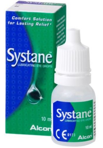 Systane - Gouttes Yeux - Nettoyant - 10ml