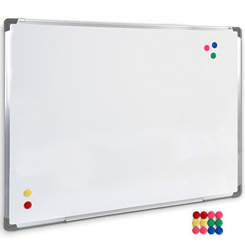 jago-tableau-blanc-magnetique-effacable-110-x-80-cm-cadre-en-aluminium-aimants-inclus-taille-au-choi