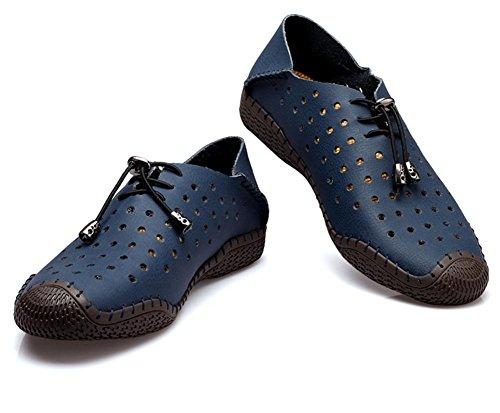2017 pattini di pattino delle scarpe della spiaggia dei sandali degli uomini di NUOVO stile di stile comodi pistoni causali 2
