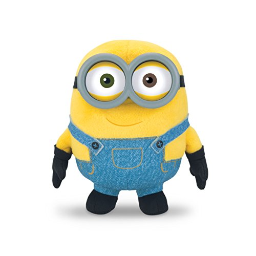 Minions Movie Deluxe Plush Buddies - Bob