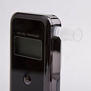 Digitaler Alkomat AL-9000 mit elektrochemischem Sensor | Messbereich von 0.00 bis 4.00 ‰