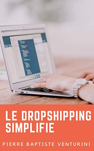 Couverture du livre Le Dropshipping simplifié