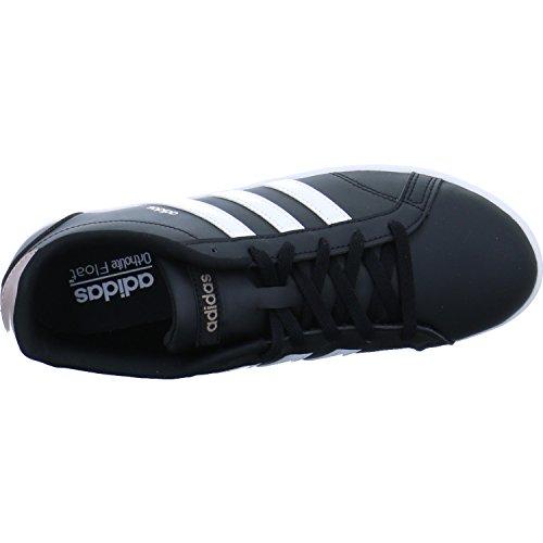 Black ftwr Wht vapour adidas Core Schwarz Vs Coneo Met Damen QT Grey Fitnessschuhe f16 z0gvzrB