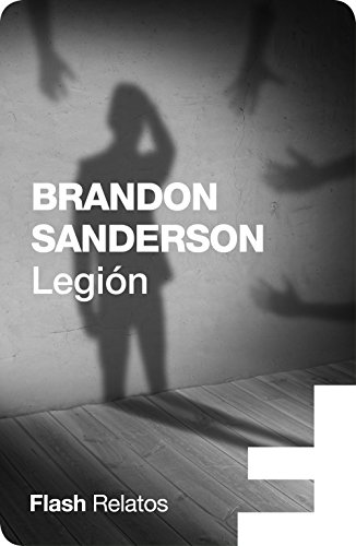 Legión (Flash Relatos) eBook: Sanderson, Brandon: Amazon.es ...