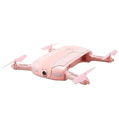 JJRC H37 Portable Mini Pocket plegable Selfie fotografía Drone Quadcopter con 2...