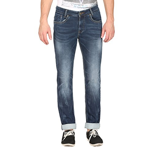 Mufti Blue Color Jeans