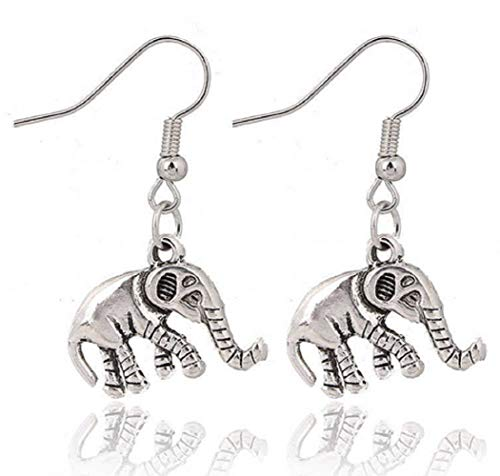 Inception Pro Infinite Pendientes con Colgante - simbolo - Elefante
