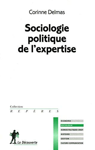 Sociologie politique de l'expertise