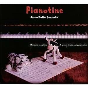 Pianotine, Les Grands Classiques De L'Enfance