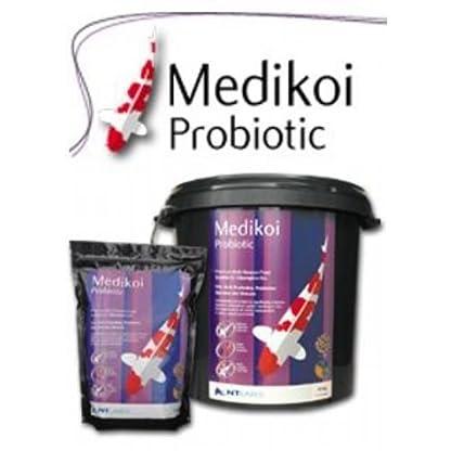 NT Labs Probiotic Koi Food 10kg 6mm Pellet 1