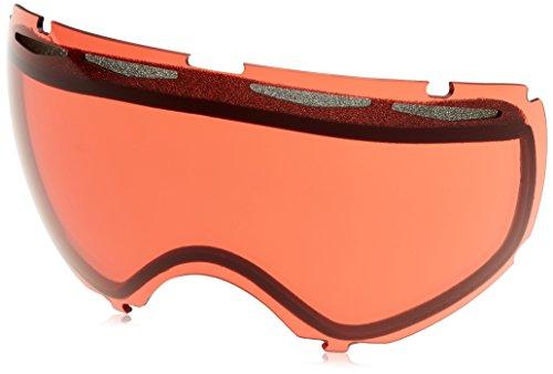 Oakley Canopy Ersatz Ski/Snowboard Brillen Objektiv, Unisex, Canopy, Multi-Coloured - Prizm Rose, Einheitsgröße -