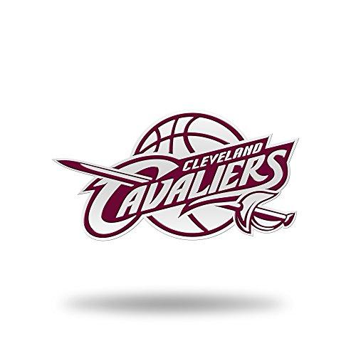 Rico NBA Cleveland Cavaliers Team Color Auto Emblem 3D Aufkleber Cleveland Cavaliers-magnet