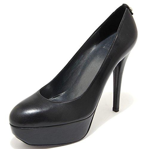 25926 decollete STUART WEITZMAN scarpa donna shoes women Nero