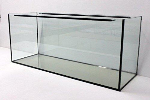 Aquarium Glasbecken 120x50x50 cm, Rechteck, 300 Liter Becken