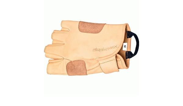 Pair of. Singing Rock Grippy Gloves /¾ Size 8