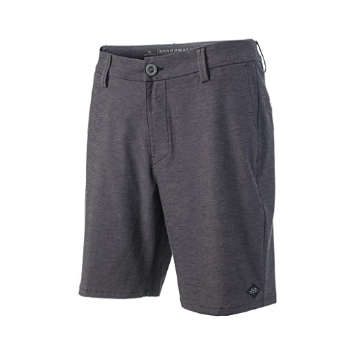 Rip Curl MIRAGE Gates 19 Boardwalk Short, Schwarz, 31