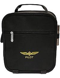 DESIGN 4 PILOTS design4pilots–Auricular Bag, Negro