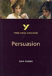 Persuasion: York Notes Advanced